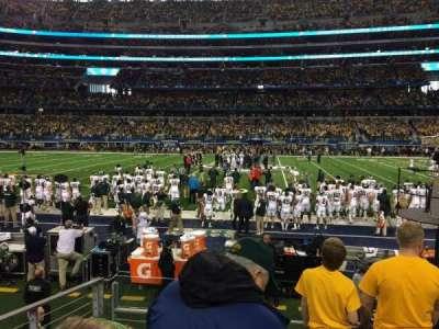 AT&T Stadium section C135