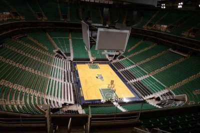 Vivint Smart Home Arena section 104