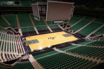 Vivint Smart Home Arena, section: 115, row: 1