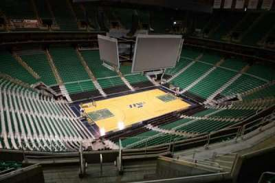 Vivint Smart Home Arena, section: 116, row: 10