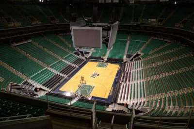 Vivint Smart Home Arena, section: 120, row: 8
