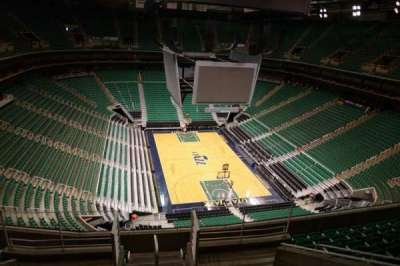 Vivint Smart Home Arena, section: 124, row: 8