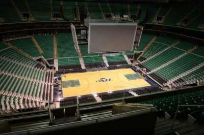 Vivint Smart Home Arena, section: 134, row: 10