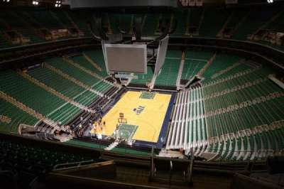 Vivint Smart Home Arena, section: 140, row: 10
