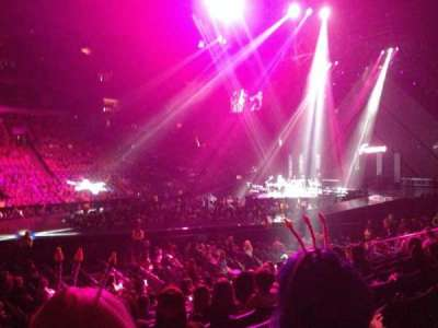 Air Canada Centre, section: 119, row: 12, seat: 24