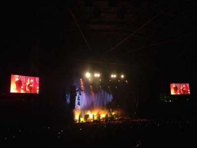Molson Amphitheatre, section: 304, row: E, seat: 31