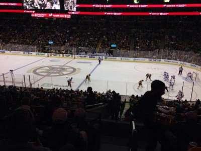 TD Garden, section: Club 137, row: E, seat: 15
