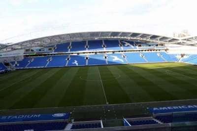 American Express Community Stadium, section: W2D, row: C