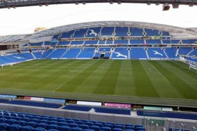 American Express Community Stadium, section: E3C, row: G
