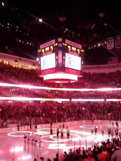 Honda Center, section: 211, row: R, seat: 3