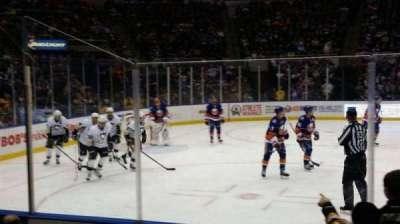 Nassau Veterans Memorial Coliseum, section: 118, row: f, seat: 6