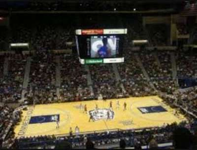 XL Center, section: 215