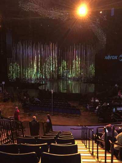 BOK Center, section: 103, row: N, seat: 1
