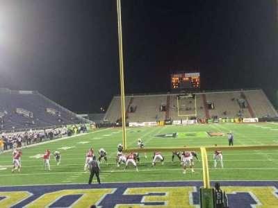 Ladd Peebles Stadium, section: Y3, row: GA