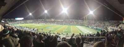 Yulman Stadium, section: 109