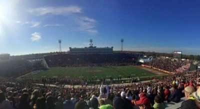 Ladd Peebles Stadium section Q