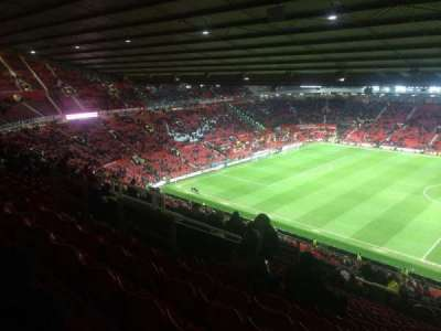 Old Trafford, section: N47 3402 North Stand, row: 28, seat: 93