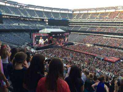 MetLife Stadium section 235