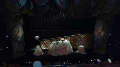 Majestic Theatre, section: FMezz, row: D, seat: 103