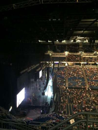 Coliseo De Puerto Rico, section: 213 U, row: M, seat: 1