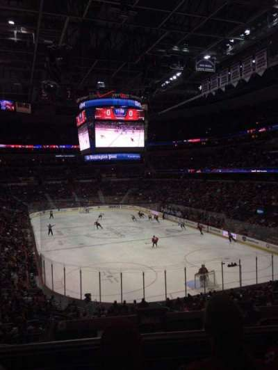 Verizon Center, section: 115, row: X, seat: 15