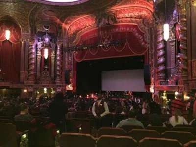 Kings Theatre (Brooklyn), section: 8, row: GG, seat: 34