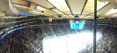 Madison Square Garden, section: 310, row: 1, seat: 9