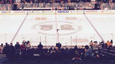 Wells Fargo Center section Club Box 13
