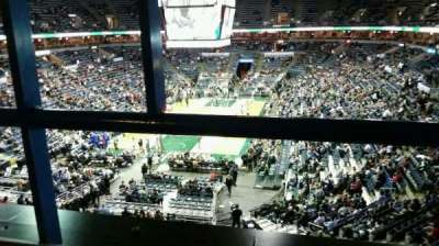 BMO Harris Bradley Center, section: 431, row: A, seat: 13