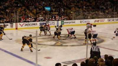 TD Garden, section: Loge 13, row: 10, seat: 18