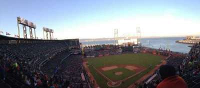AT&T Park, section: VR314, row: 12, seat: 9
