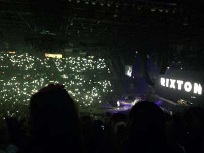Allstate Arena, section: 210, row: M, seat: 25