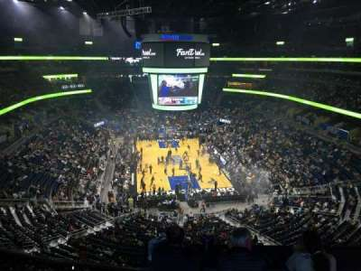 Amway Center section 218