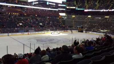 Nationwide Arena, section: 105, row: V, seat: 14