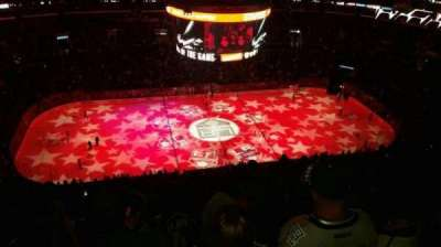 Staples Center, section: 302, row: 15, seat: 12
