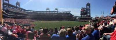 Citizens Bank Park section 106