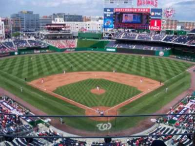 Nationals Park, section: 314, row: E, seat: 10
