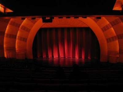Radio City Music Hall, section: 2nd Mezzanine 3, row: K, seat: 303