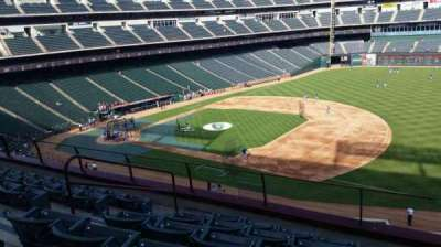 Globe Life Park in Arlington section 236