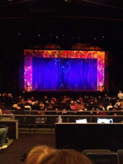 The Theatre at Madison Square Garden, section: 200, row: E, seat: 1 and 2
