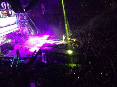 Mohegan Sun Arena, section: 118, row: A, seat: 14