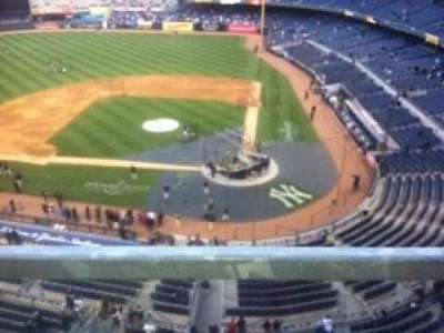 Yankee Stadium section 322