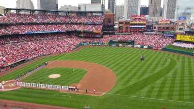Busch Stadium section 341
