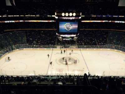 First Niagara Center, section: 306, row: 8, seat: 17