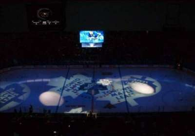 Air Canada Centre   , section: 321, row: 19, seat: 9