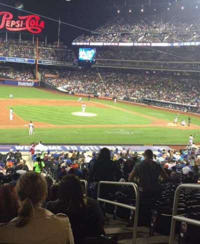 Citi Field section 123