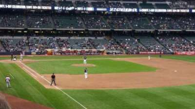 Miller Park, section: 207, row: 2, seat: 13