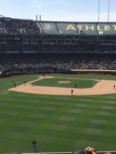 Oakland Alameda Coliseum, section: 248, row: 5, seat: 13