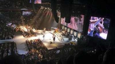Mohegan Sun Arena, section: 106, row: E, seat: 8
