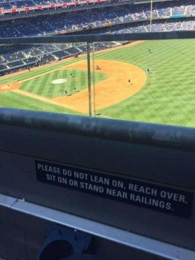 Yankee Stadium section 311